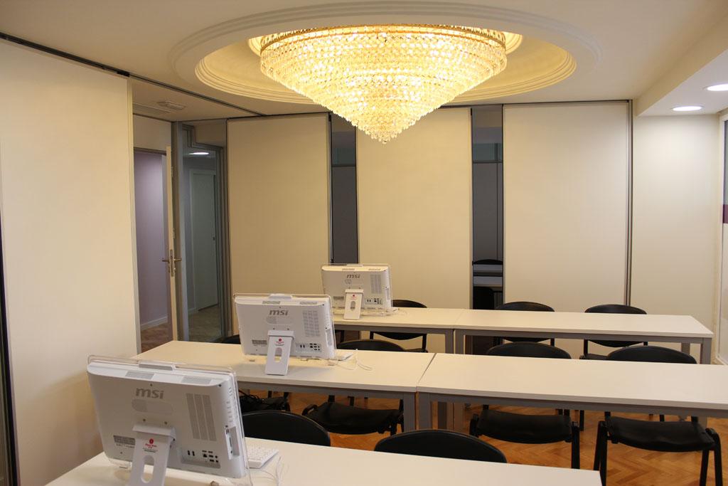 Obra integral academia ingenius proyectos muebles montiel for Muebles montiel