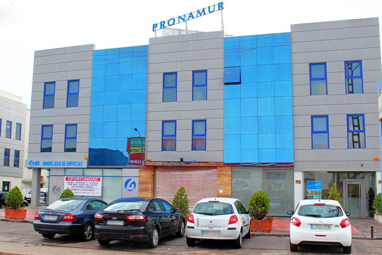Instalación de Mobiliario Pronamur