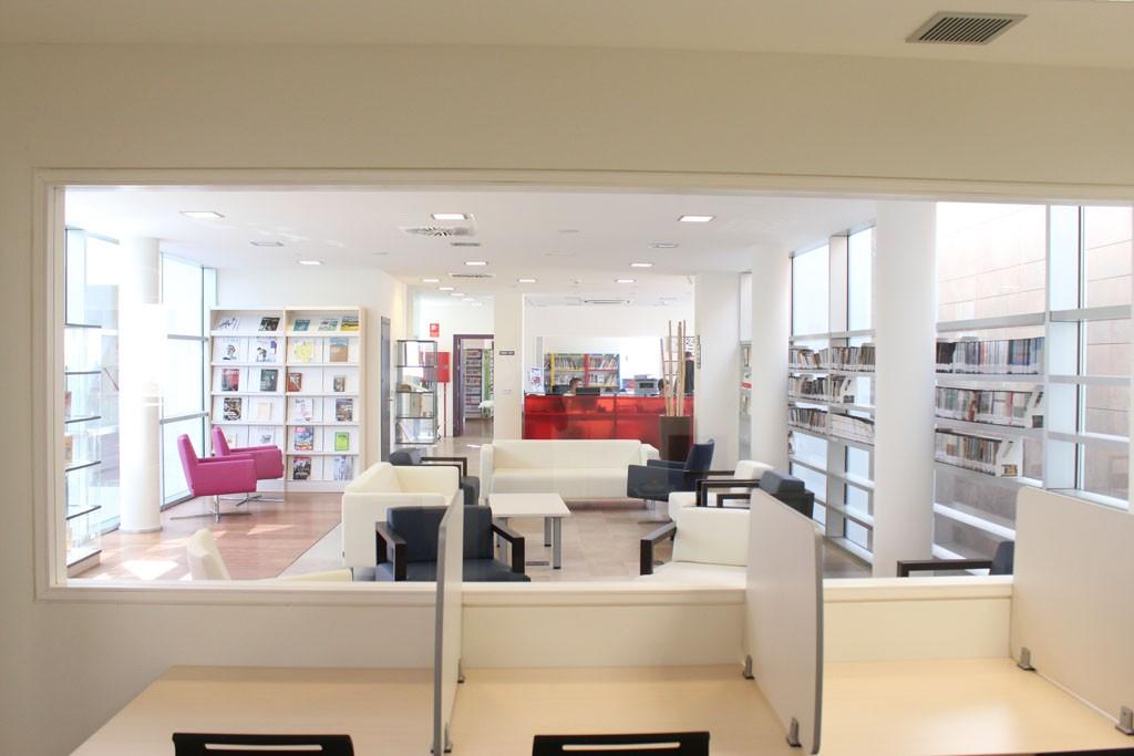 Biblioteca de Mazarrón